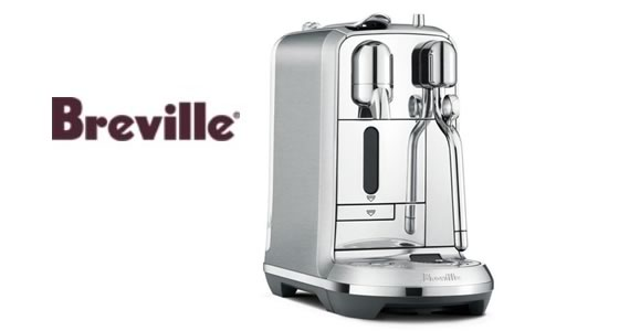 Breville Nespresso Creatista Plus for the Coffee Connoisseur
