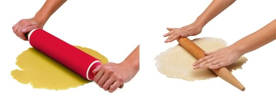 Chef'n Pin Pair, 2-in-1 rolling pin