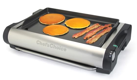 Chef's Choice Griddle Plate