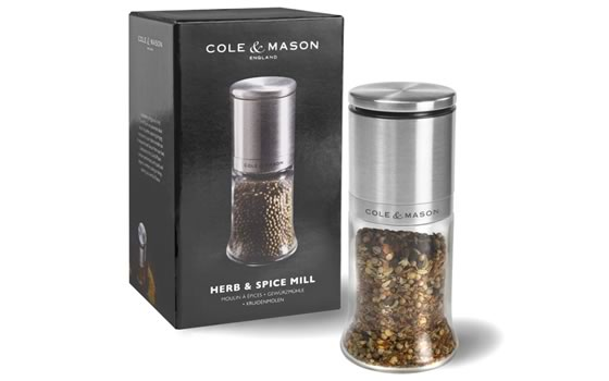 Cole and Mason Herb & Spice Grinder