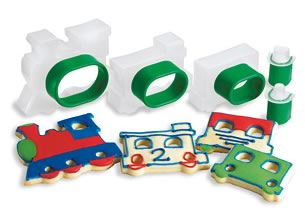 Cuisipro Train Set Cookie Cutter