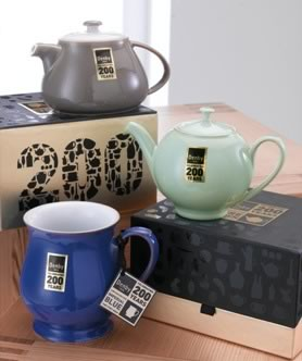 Denby Teapots and Mugs