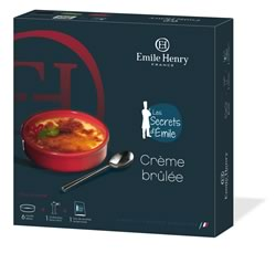Emile Henry Crème Brulée Set