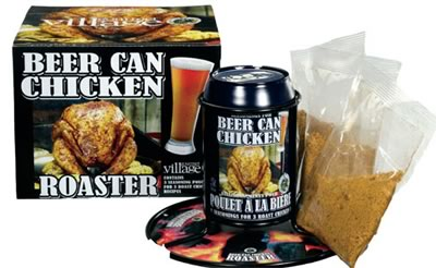 GV Beer Can Chicken Seasoning Set