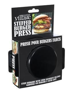 Gourmet du Village Stuffed Burger Press