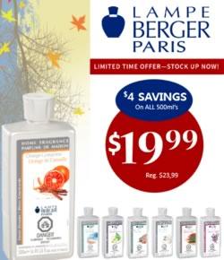 Lamp Berger Paris