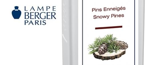 Lampe Berger Fragrance of the Month Snowy Pines