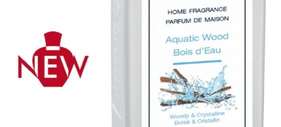 Lampe Berger New Fragrance ~ Aquatic Wood
