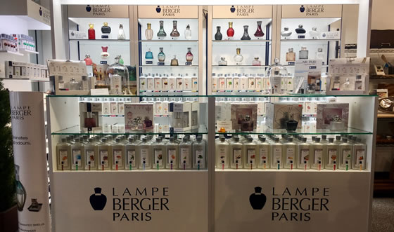 Lampe Berger Boutique
