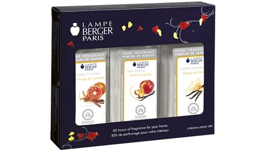 Lampe Berger Fragrance of the Month ~ Vanilla Gourmet Fragrance