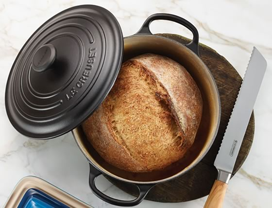 Le Creuset 5.2 L French oven