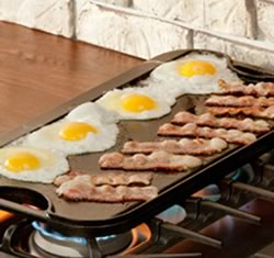 Lodge Reversible Pro Grid Iron Grill/Griddle