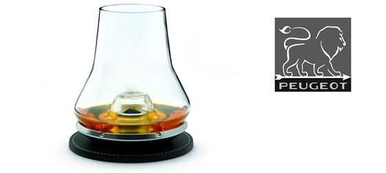 Peugeot Whiskey Tasting Glass