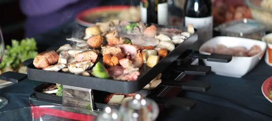 how to raclette