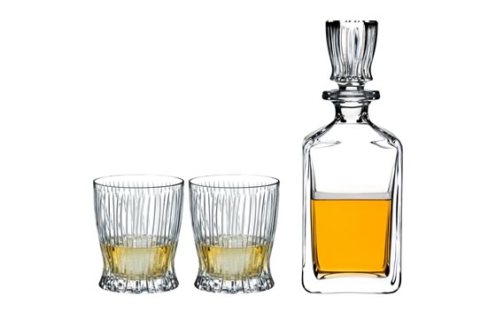 Riedel Barware Whiskey Fire Set