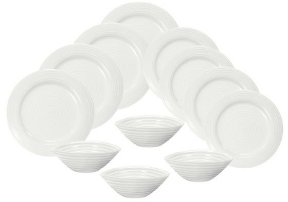 Sophie Conran tableware 12 piece set