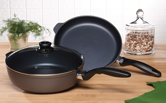 Swiss Diamond Nonstick 3 Piece Set