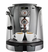 Talea line of espresso makers from Saeco