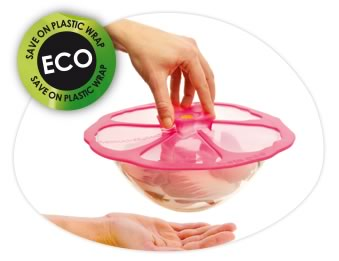 Silicone Suction lids by Viancin