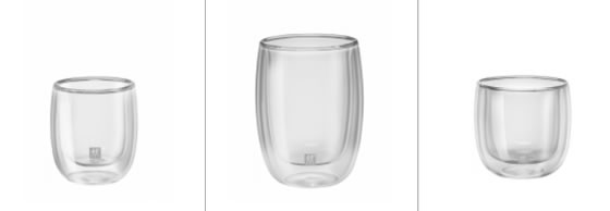 Double Wall Glassware by Zwilling J.A. Henckels