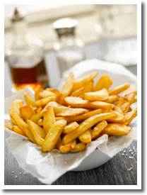 Chips with Vinegar