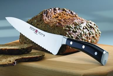 Wusthof Ikon Bread Knife