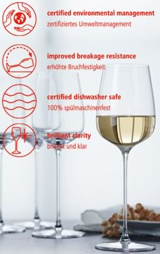 Spiegelau Platinum Quality Glass