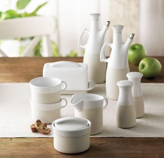 Casa Blanca Bakeware & Serveware