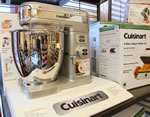 The Cuisinart� Stand Mixer