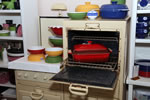 Emile Henry and Le Creuset goes from the Oven to the Table